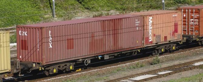 Подача вагонів до складу